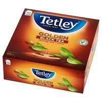 TETLEY Golden Herbata czarna (100 tb.)