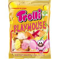 TROLLI Playmouse Żelki zabawne myszy