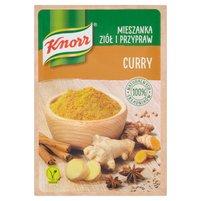 KNORR Mieszanka ziół i przypraw curry