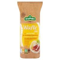 KUPIEC Slim Wafle ryżowe ze słonecznikiem (18 szt.)
