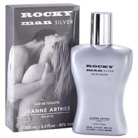 JEANNE ARTHES Rocky Man Silver Woda toaletowa