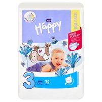 BELLA Baby Happy Pieluszki jednorazowe 3 midi (5-9 kg)