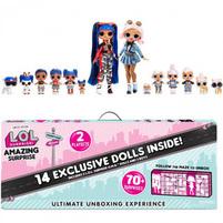 L.O.L. Amazing Surprise Figurki niespodzianki (6+)