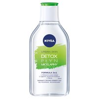 NIVEA Urban Skin Detox Płyn micelarny