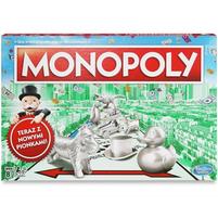 HASBRO Monopoly Gra planszowa Classic (8+)