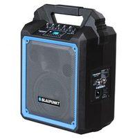 BLAUPUNKT Głośnik Bluetooth z funkcją karaoke MB06