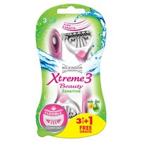 WILKINSON Sword Xtreme 3 Beauty Sensitive Jednorazowe maszynki do golenia