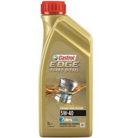 CASTROL Edge Turbo Diesel 5W-40 Olej silnikowy syntetyczny