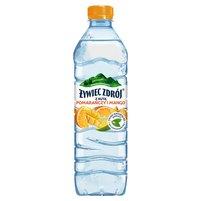 Żywiec Zdrój Napój niegazowany z nutą pomarańczy i mango