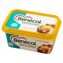 BENECOL Tłuszcz do smarowania z dodatkiem stanoli roślinnych o smaku masła