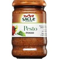 SACLA Italia Pesto Rosso Sos z suszonymi pomidorami i bazylią