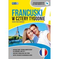 REA Francuski w cztery tygodnie. Kurs podstawowy z nagraniami dialogów (okładka miękka)