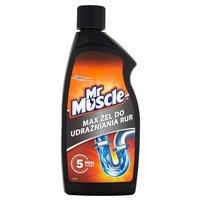 MR MUSCLE Max Żel do udrażniania rur 500 ml