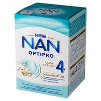 NAN OPTIPRO 4 Mleko modyfikowane w proszku dla dzieci po 2. roku (2 szt.)