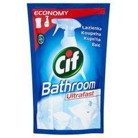 CIF Łazienka Ultraszybki Spray opakowanie uzupełniające