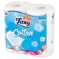 FOXY Cotton Papier toaletowy