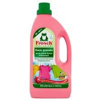 FROSCH ecological Owoc granatu żel do prania tkanin kolorowych (22 prania)