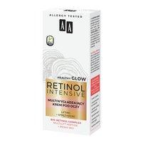 AA Retinol Intensive multiwygładzający krem pod oczy lifting+sprężystość