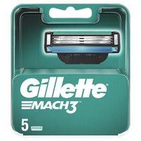 GILLETTE Mach3 Ostrza wymienne do maszynki do golenia dla mężczyzn