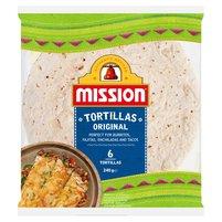MISSION Original Tortille (6 sztuk)