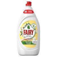 FAIRY Skóra wrażliwa Chamomile & Vitamin E Płyn do mycia naczyń