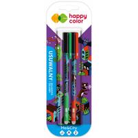 HAPPY COLOR Me&City Usuwalny długopis żelowy niebieski