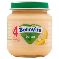 BOBOVITA Banan po 4. m-cu