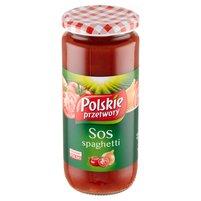 POLSKIE PRZETWORY Sos spaghetti