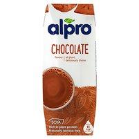 ALPRO Napój sojowy o smaku czekoladowym