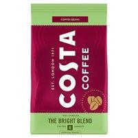 COSTA COFFEE Bright Blend Medium Roast Kawa palona ziarnista