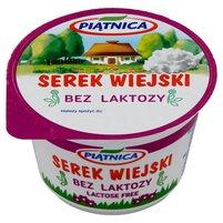 PIĄTNICA Serek wiejski bez laktozy