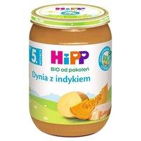 HiPP BIO Dynia z indykiem po 5. miesiącu