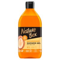 NATURE BOX Żel pod prysznic Olej arganowy