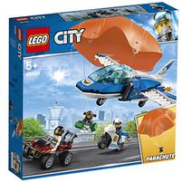 LEGO City 60208 Klocki Aresztowanie spadochroniarza (5+)