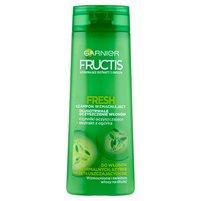 GARNIER Fructis Fresh Szampon wzmacniający do włosów normalnych szybko przetłuszczających się
