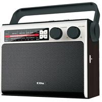 ELTRA Radio Celina USB FM czarny