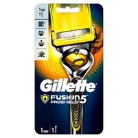 GILLETTE Fusion ProShield Maszynka do golenia dla mężczyzn z technologią Flexball