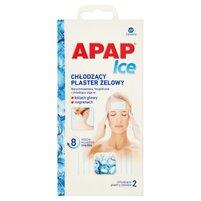 APAP Ice Chłodzący plaster żelowy