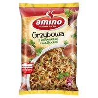 AMINO Zupa błyskawiczna grzybowa z borowikami i maślakami