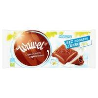 WAWEL Czekolada bez dodatku cukru mleczna