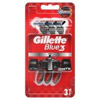 GILLETTE Blue 3 Jednorazowe maszynki do golenia
