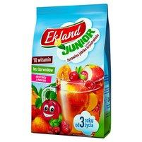 EKLAND Junior Herbatka o smaku jabłkowo-brzoskwiniowo-żurawinowym