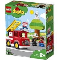 LEGO Duplo 10901 Klocki Wóz strażacki (2+)