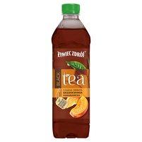ŻYWIEC ZDRÓJ Black Tea Napój niegazowany czarna herbata brzoskwinia pomarańcza