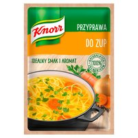 KNORR Przyprawa do zup