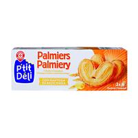 WIODĄCA MARKA Palmiery Ciastka z ciasta francuskiego na bazie masła