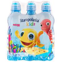 STAROPOLANKA Kids Woda źródlana niegazowana (9x330ml)