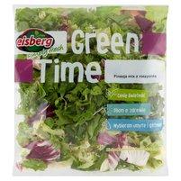 EISBERG Green Time Finezja mix z roszponką Mieszanka świeżych krojonych warzyw