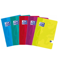 OXFORD Touch Zeszyt miękki A5 gładki 60 kartek
