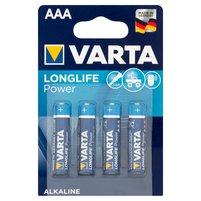 VARTA Longlife Power AAA LR03 1,5 V Bateria alkaliczna